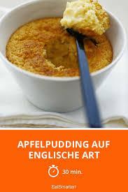 apfelpudding auf englische
