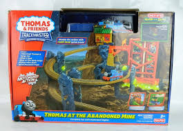 Tidmouth Sheds Trackmaster Ebay by New Thomas U0026 Friends Trackmaster At The Abandoned Mine Train Set