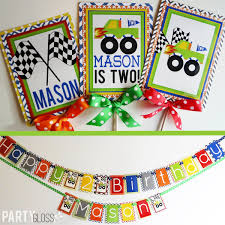 Monster Truck Birthday Party Decorations Fully Assembled ... Monster Jam Birthday Party Supplies Impresionante 40 New 3d Beverage Napkins 20 Count Mr Vs 3rd Truck Part Ii The Fun And Cake Blaze Invitations Inspirational Homemade Luxury Birthdayexpress Dinner Plate 24 Encantador Kenny S Decorations Fully Assembled Mini Stickers Theme Ideas Trucks Car Balloons Bouquet 5pcs Kids 9 Oz Paper Cups 8 Top Popular 72076