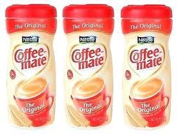N Joy Coffee Creamer Nestle Mate Powdered Original Oz Pack Of 3