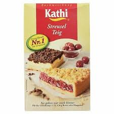 kathi streuselteig 420 g backen kochen kuchen apfel kirsch