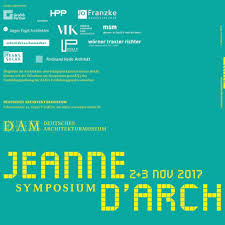 100 Arch D Julia Hinderink MA RCA Jeanne ARCH Symposium On The Occasion