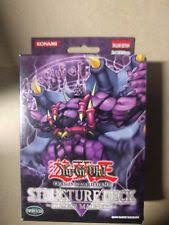 yugioh unlimited edition zombie madness starter structure deck