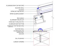 Custom Segmented Barrel Vault Skylights Inter Sky