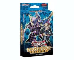 yu gi oh link strike starter deck breakaway sports cards