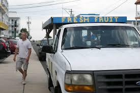 100 Food Truck For Sale Nj Slinging Fresh Fruit And Veggies In The Junkfood Capital Of