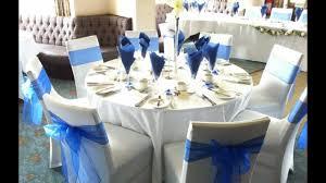 New Ideas Blue Wedding Decoration