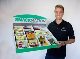 Healthy Office Snacks Delivered by Snacknation Office Delivery Launched Solely On Market Demand Says