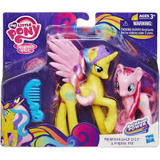 Princess Kitchen Play Set Walmart by My Little Pony Explore Equestria Crystal Empire Castle Walmart Com