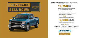 Chevy Dealer Near San Antonio | Gunn Chevrolet