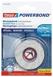 tesa powerbond spiegel tesa