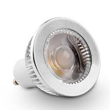 gu10 5w cob led spotlight bulbs 38皸 dimmable