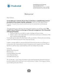 Realtor introduction letter full portrait client idea real estate
