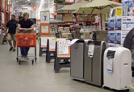 Air conditioners hot modities as area stores repair services