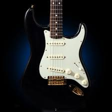 Fender John Mayer Special Edition Black1 Stratocaster The Black One Pre