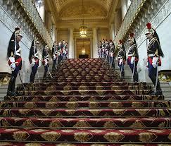 chambre du parlement le sénat haute assemblée de la république française au palais de