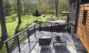 Bernzomatic Patio Heater 2271t by 19 Horizontal Deck Railing Ideas Treated Lumber Patio Deck