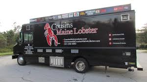 100 Cousins Maine Lobster Truck Menu A Los Angeles Company With A Raleigh Food