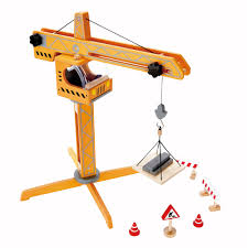 Hape Kitchen Set South Africa by Hape Playscapes Toddler Kids Wooden Toy Construction Site Crane