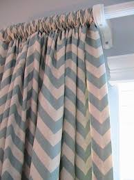 Grey And White Chevron Curtains by Best 25 Grey Chevron Curtains Ideas On Pinterest Blue Grey
