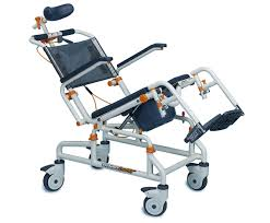 Handicap Toilet Chair With Wheels by Showerbuddy Sbt3 Roll Inbuddy Commode Chair With Tilt Shower
