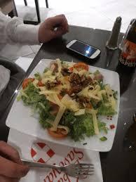 le chalet savoyard rue de charonne salad fondue picture of le chalet savoyard tripadvisor