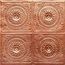 Decorative Ceiling Tiles 24x24 by Golden Eyed Daisies Faux Tin Ceiling Tile Glue Up 24