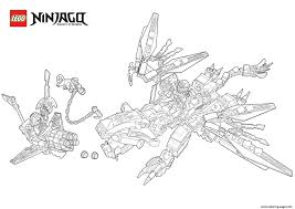 Ninjago Monster Dragon Lego Coloring Pages Print Download 526 Prints