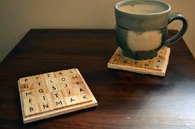 make a thing scrabble tile coasters autostraddle
