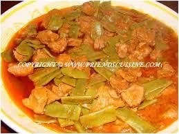 cuisine turc facile recette turque etli taze fasulye haricots mange tout avec de la
