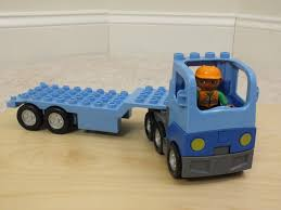 LEGO DUPLO BLUE Semi Truck Trailer With Flatbed And Minifigure ... Lego City Truck 3221 Ebay Technic American Truck With Lowbody Trailer Youtube Tipper Dump Trailer And Model Team Ideas Product Ideas Pickup Lego Moc 42024 The Car Blog Toms Most Recent Flickr Photos Picssr Duplo Blue Semi Flatbed Minifigure Toys R Us Itructions 7848 42078 Mackr Anthemtm Creativeplaycoza Custom Palette
