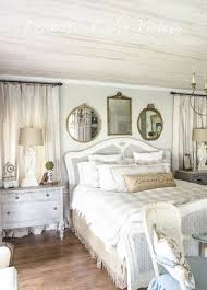 Serene French Country Bedroom