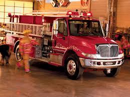 100 Fire Truck Wallpaper 2002 International DuraStar 4400 Truck Pierce Wallpaper