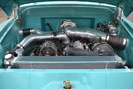 100 Panel Trucks Check Out This 1955 Chevrolet Van With 600 Hp Of Duramax Power