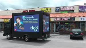 Mobile LED Digital Advertising Truck - YouTube Refuse Vehicle Advertising Spark Mondo Digital Led Video Promotional Vehicles Mobile Indianapolis Billboard Truck Traffic Displays Llc Sights Sites Sign Of The Times Billboard Business Takes Off In First Year Out With Old In New A Truck Advertising Cannabis Energy Drink Is Seen Chelsea Go Truck Traveling Billboard Advertising Advanced Solutions For You Tsn Announces Success Coors Light 3d Extension New York Ny Funny Ads Youtube