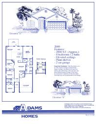 Maronda Homes 2004 Floor Plans by Woods Of Moccasin Wallow Adams Homes