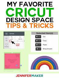 Cricut Design Space Tutorials Tips Tricks