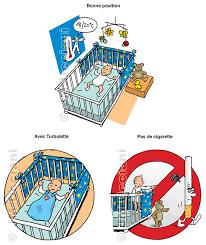 température chambre de bébé jm ucciani dessinateurle couchage du nourrisson dessins de