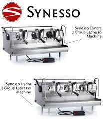 Synesso Cyncra 3 Group Espresso Machine