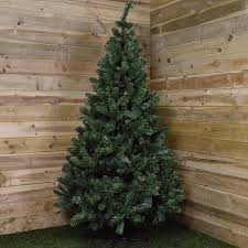 6ft Slim Christmas Tree by Christmas Trees U2013 Buy Artificial Trees Amazon Uk