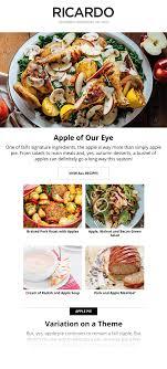 newsletter cuisine newsletter subscription ricardo
