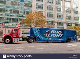 Bud Light Beer Delivery Truck - USA Stock Photo, Royalty Free ... Truck Advertising Gallery Ats Las Vegas Nevada Winnemucca Kenworth W900 Bud Tesla Driver Fits 1920 Cans Of Light In Model X Runs Into A Clean Sweep For Galindo Motsports At The Score Desert Bud Light Trailer Skin Mod American Simulator Mod May 26 Minnesota Part 1 Ideal Trailer Inc 2016 Series Truckset Cws15 Ad Racing Designs Hd Car Wallpapers Truck Page 2 Mickey Bodies Budweiser Filebud Beverage Truckjpg Wikimedia Commons