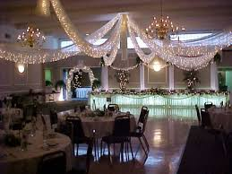 Wedding Reception Decorating Ideas With Tulle
