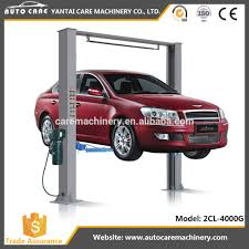 2 Post Car Lift Low Ceiling by In Floor Car Lift In Floor Car Lift Suppliers And Manufacturers