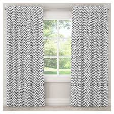 Chevron Window Curtains Target by Yellow Chevron Blackout Curtains Target