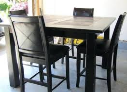 Pub Style Kitchen Table Set Dining Room