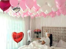 Balloons Decoration Ideas At Home With