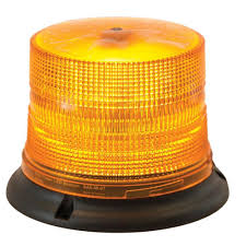 Buyers Products Company Amber LED Magnetic Mount Strobe Light ...