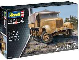 Revell 1/72 Sd.Kfz.7 (Late Production) # 03263 From EModels Model ... Italeri 124 751 Lvo Fh12 Model Truck Kit From Kh Norton Uk 3854 Accsories Set 2 Revell Ford Fd100 Pickup Chip Foose Scaledworld Kenworth W900 Truck 851507 125 New Model Kit Shore Line Hobby Of Germany Plastic 65 Chevy Stepside 2in1 Military Vehicle Lkw 5tmil Gl 4x4 172 Wrecker 852510 045jpg Zil 131 Heavy Utility 135 Kits Britmodellercom Mercedes Benz 1450 Ls Scale Gmc The Crittden Automotive Library Nos Marmon Cventional And 50 Similar Items