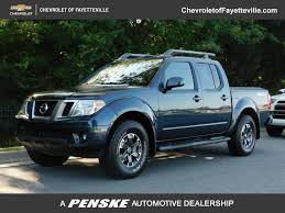2016 Used Nissan Frontier 4WD Crew Cab SWB Automatic PRO-4X Truck ...